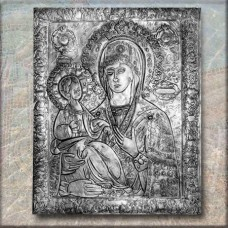 Icon The Holy Mother and Jesus Christ