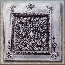 Decorative element from old Slavic books